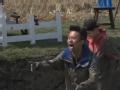 《奔跑吧兄弟第四季片花》未播 贾玲泥潭现女孩子神力 王祖蓝被群殴求救