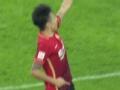 中超进球-门将脱手郜林补射梅开二度 泰达0-3恒大