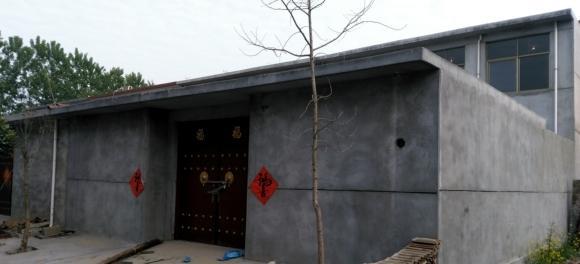 犯罪嫌疑人徐增志位于徐口村的家,也是犯罪现场。