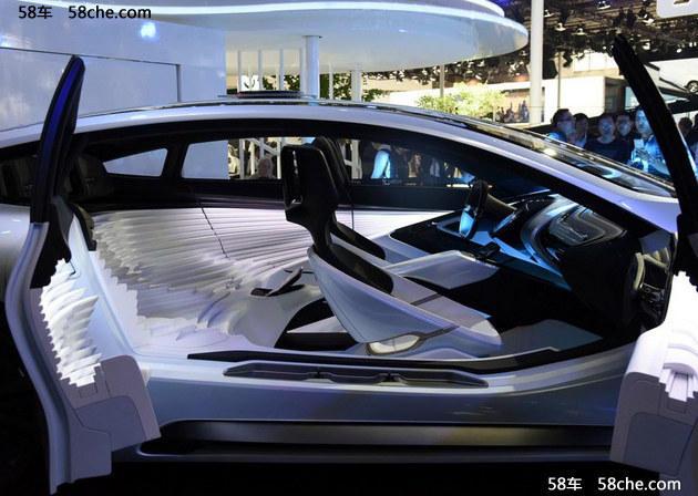 乐视首款超级汽车首发乐视超级汽车lesee 乐视超级汽车多少钱 乐视高清图片