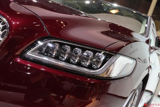 新车将成为林肯品牌下的旗舰轿车产品图片