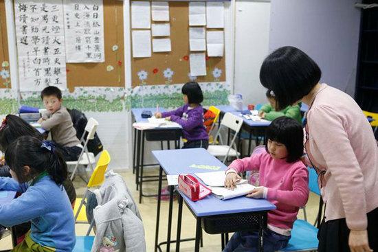 """图说:""""330问题""""现在变成了""""问题"""",说明家长对孩子教育的要求更高了。IC资料图"""
