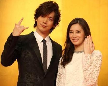 北川景子与丈夫