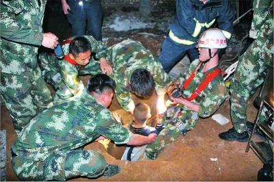 记者 焦勐 通信员 张左宏 朱庆龙 文图