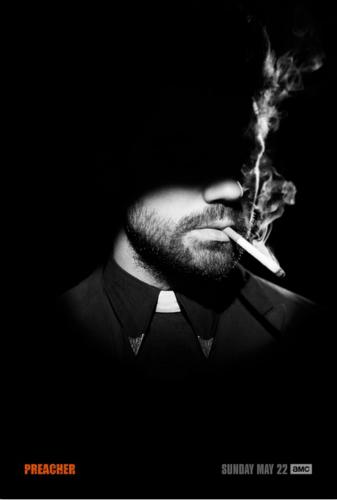 """《传教士》(Preacher):AMC是否能延续""""行尸""""系列漫改传奇?"""
