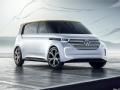 [海外新车]大众纯电动平台首款车 BUDD-e