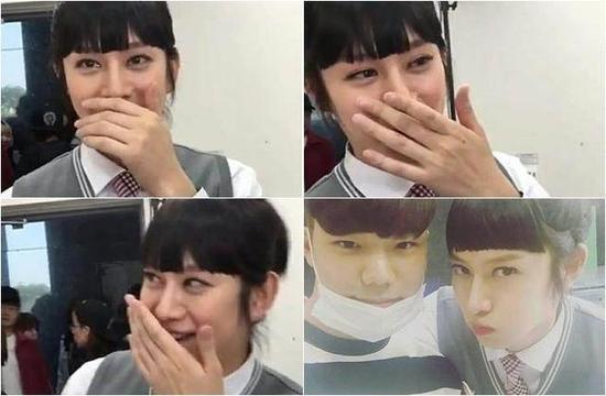 [日韩星闻]男星金希澈穿制服裙完美融入女团 毫无违和感
