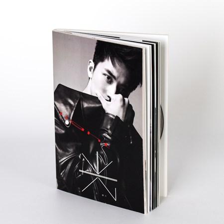 许魏洲首张专辑《Light》
