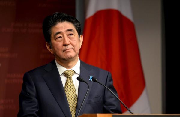 日本首相安倍晋三。资料图
