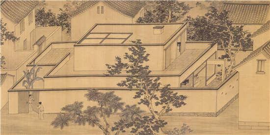王宅概念图