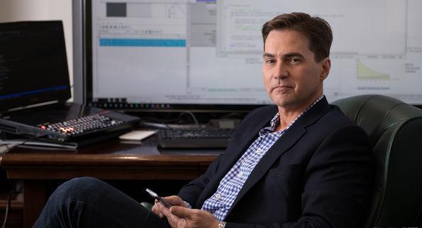 澳大利亚企业家克雷格・莱特(Craig Steven Wright)。