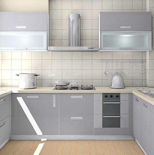 四平厨房装修效果 超级精彩的设计(组图)图片