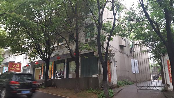 这栋房子,假规划证、土地证办出了真房产证。 澎湃新闻记者 周琦 图