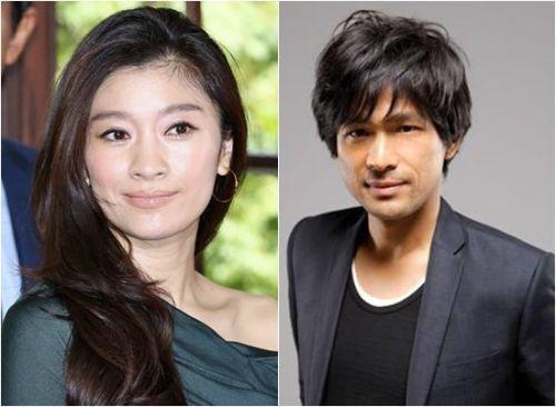 [日韩星闻]双双婚内出轨?筱原凉子和江口洋介深夜约会