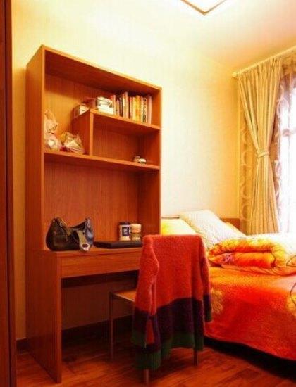 二手房装修效果图 单身女孩的70平空间