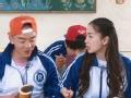 """《奔跑吧兄弟第四季片花》20160506 预告 """"太子妃""""张天爱来临 跑男团集体重回校园"""