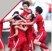 锐体育-中国女足进军里约