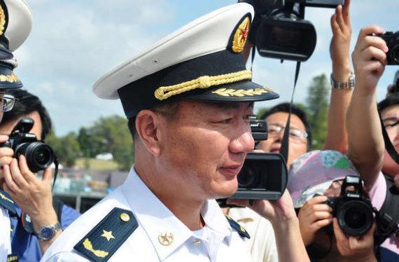 北海舰队原副司令员周煦明少将调任南海舰队副司令员。