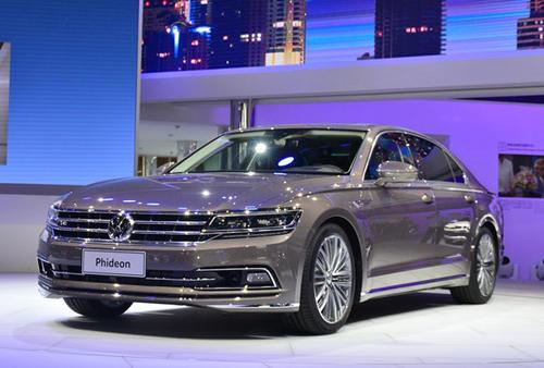 大众品牌的PHIDEON辉昂、凌渡GTS、全新途安L六座版以及斯柯达品牌的全新SUV概念车VisionS等都受到了高度关注。