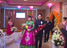 日本夫妇花1.5万元到朝鲜办了次奢华婚礼