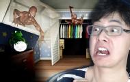作死!深夜怪物来卧室抓我