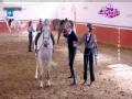 《一路上有你第二季片花》第九期 学习斗牛骑马的必修课 袁咏仪抱怨教练太凶