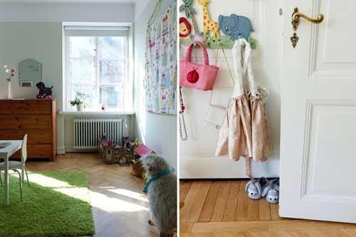 儿童房装修案例图 五彩斑斓的梦想,5平方儿童房装修图片