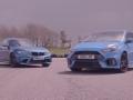 [海外试驾]福克斯RS与宝马M2的正面交锋