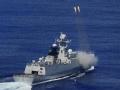 外界关注中国南海军演