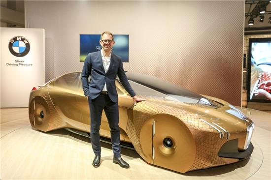 客户体验设计总监 韩霍格