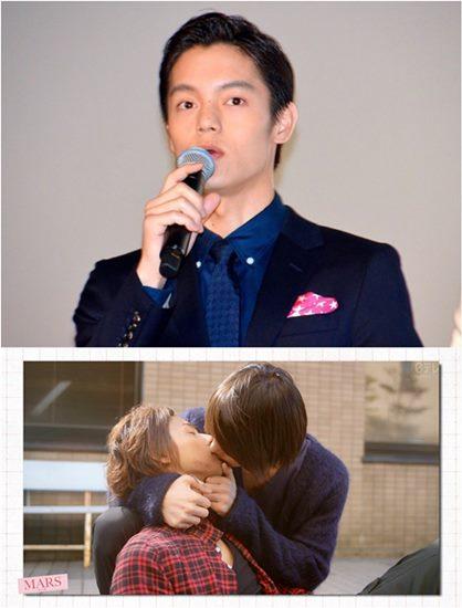 藤谷太辅宣传新片自曝吻戏NG