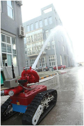 达生命探测仪 消防机器人荣获中国消防协会科学技术创中国消防协