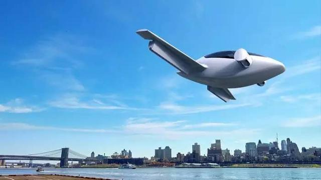 Lilium电动喷射飞机,交通工具将迎来新变革?