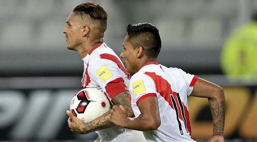 秘鲁公布美洲杯23人名单