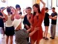 《花样姐姐第二季片花》第十期 Henry志玲搞怪自创舞步 花样团集体泪崩