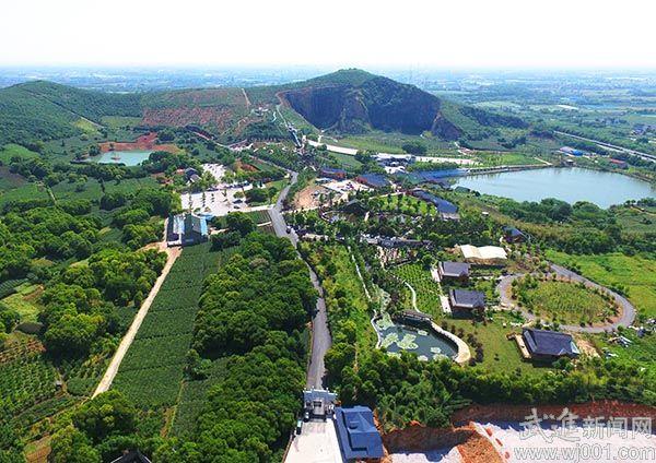 常州龙凤谷滑雪场基本建成 省内首家四季滑雪场
