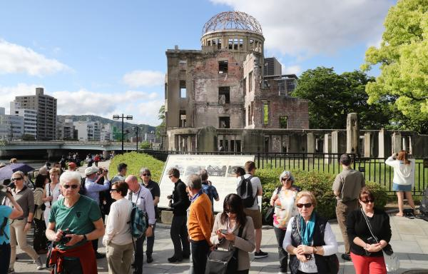 奥巴马将于5月下旬出席在日本三重县举行的七国集团峰会期间访问广岛。 东方IC 资料