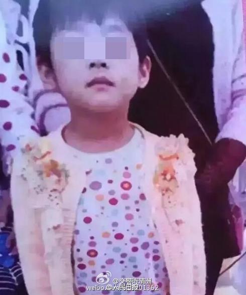 """天津""""离家出走""""7岁女童身亡  被生父打死抛尸(图)"""
