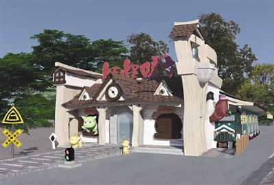 """2016年2月19日,尚湖魔鬼乡民间微信公号""""魔鬼村""""公布的关联宣扬图像。"""