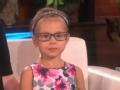 《艾伦秀第13季片花》S13E158 3岁萌娃练体操爆红 女观众游戏获最高奖