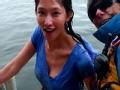 《花样姐姐第二季片花》第十一期 抢先看 林志玲挑战南极冰泳 花样团举杯同庆