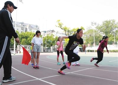 东城四川小升初特长生排名初中报录比约7.8:1北京长乐整体中学开考图片