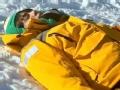 《花样姐姐第二季片花》第十一期 大眼仔贪玩雪地上睡着 引Henry担忧不满