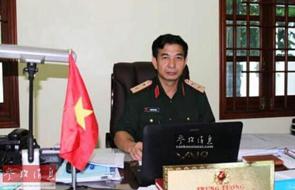 越军总长潘文江