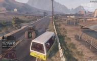 GTA V:开着巴士找女鬼