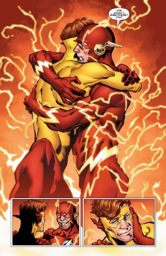 DC:闪电侠回归
