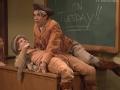 《周六夜现场第41季片花》第二十一期 男演员课堂上演骑乘戏码 迈克尔大尺度调情女友