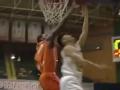 视频-如法炮制 两次空篮全遭克拉克强势干扰