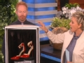 《艾伦秀第13季片花》S13E164 杰西弗格森盲眼推销高跟鞋 爆笑全场