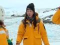 《花样姐姐第二季片花》第十二期 林志玲秒变女汉子 跪在南极冰地卖力搭帐篷